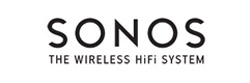"<span style=""font-size: 2rem; font-weight: 300; color: #56b2e7"">Sonos</span>"